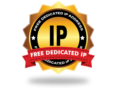 A totally free Dedicated IP address